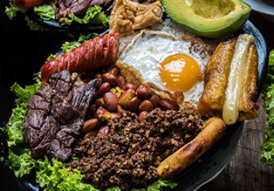 Paisa La Piuranita Colombia